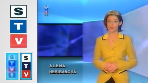 loga stv 1996 - 1999