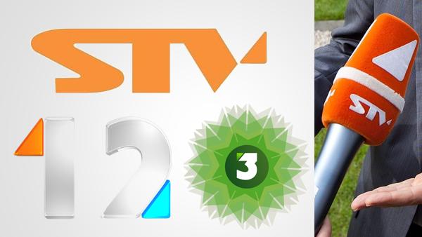 loga stv 2004 - 2012