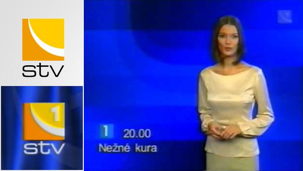 loga stv1999 - 2001