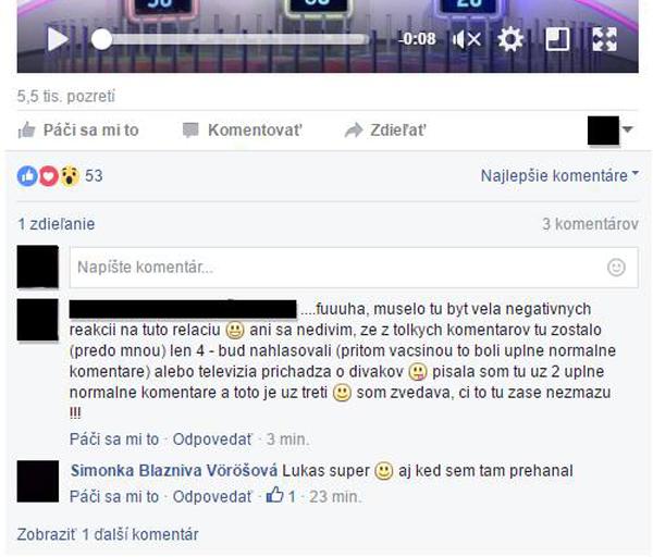 koleso stastia markiza negativne komentare mazanie facebook2